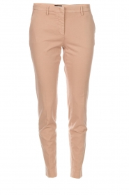 Chino broek New York | lichtroze