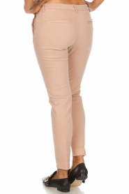 MASONS |  Chino pants New York | light pink  | Picture 5