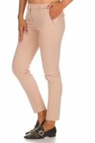 MASONS |  Chino pants New York | light pink  | Picture 4