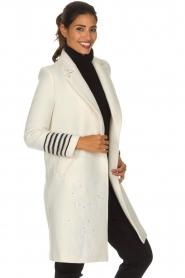 MASONS | Woolen coat Amelia | natural  | Picture 5