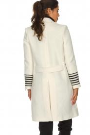 MASONS | Woolen coat Amelia | natural  | Picture 6
