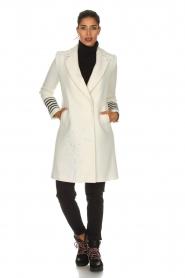MASONS | Woolen coat Amelia | natural  | Picture 8
