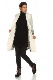 MASONS | Woolen coat Amelia | natural  | Picture 3