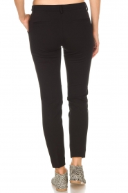 MASONS |  Chino pants New York Jersey | black  | Picture 5