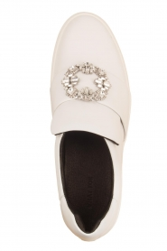 What For |  Slip-on sneakers Sarah | white  | Picture 7