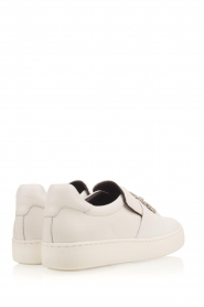 What For | Slip-on sneakers Sarah | wit  | Afbeelding 3