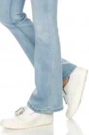 What For | Slip-on sneakers Sarah | wit  | Afbeelding 2