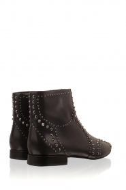 What For |  Leather ankle boots Alexiana | black  | Picture 5