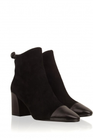 What For |  Leather ankle boots Eloise | black  | Picture 4