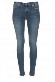 7 For All Mankind |  Slim fit jeans Pyper | blue  | Picture 1
