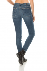 7 For All Mankind |  Slim fit jeans Pyper | blue  | Picture 5