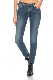 7 For All Mankind |  Slim fit jeans Pyper | blue  | Picture 3