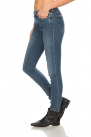 7 For All Mankind |  Slim fit jeans Pyper | blue  | Picture 4