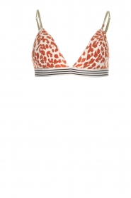 Love Stories | Bralette Darling | dierenprint  | Afbeelding 1