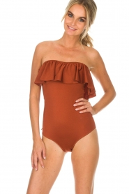 Love Stories |  Swimsuit Rosa | rust  | Picture 2