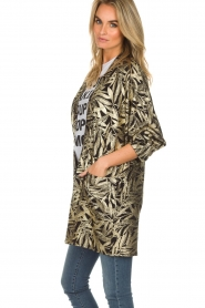 Lolly's Laundry |  Cardigan Kimmi | gold  | Picture 5