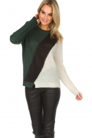 Munthe |  Sweater Voyage | green  | Picture 4