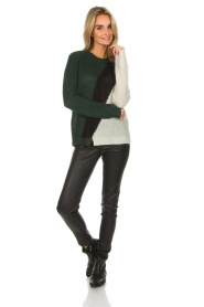 Munthe |  Sweater Voyage | green  | Picture 3