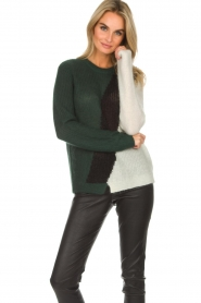 Munthe |  Sweater Voyage | green  | Picture 2