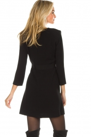 Atos Lombardini |  Dress Maribella | black  | Picture 6