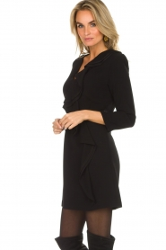 Atos Lombardini |  Dress Maribella | black  | Picture 5