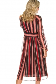 Atos Lombardini |  Dress Rizelle | red  | Picture 5