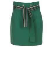 Atos Lombardini |  Skirt Milena | green  | Picture 1