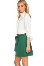 Atos Lombardini |  Skirt Milena | green  | Picture 4