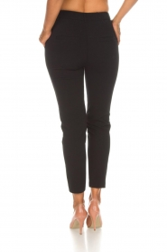 Atos Lombardini |  Trousers Alessandra | black  | Picture 5