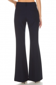 Atos Lombardini |  Flared trousers Notte | blue  | Picture 5