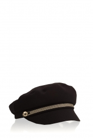 Atos Lombardini |  Sailor cap Gratia  | black  | Picture 1