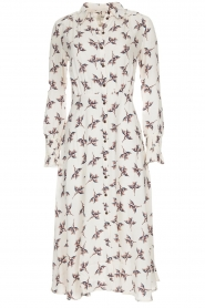ba&sh |  Midi dress Flore | white  | Picture 1