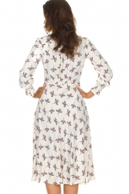 ba&sh |  Midi dress Flore | white  | Picture 5