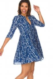 ba&sh |  Dress Frezza | blue  | Picture 6