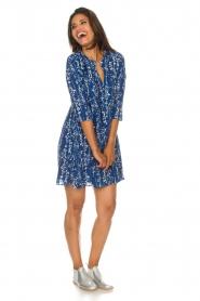 ba&sh |  Dress Frezza | blue  | Picture 4