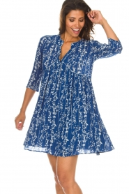 ba&sh |  Dress Frezza | blue  | Picture 5