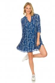 ba&sh |  Dress Frezza | blue  | Picture 3