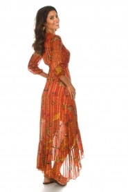ba&sh |  Maxi dress Disy | orange  | Picture 7