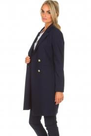 Set |  Coat Blake | blue  | Picture 5