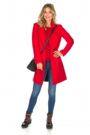 Set |  Sweater Medine | red  | Picture 3