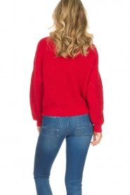 Set |  Sweater Medine | red  | Picture 6