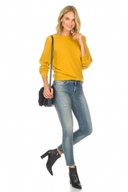 Set |  Sweater Evy | yellow  | Picture 3