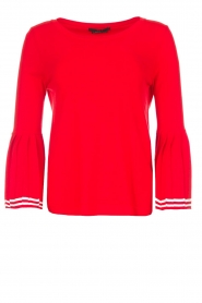 Set |  Sweater Nora | red  | Picture 1