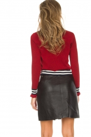 Set |  Sweater Aline | red  | Picture 7