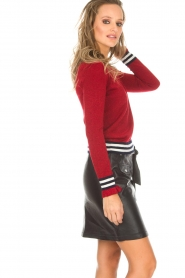 Set |  Sweater Aline | red  | Picture 4