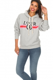 Set |  Hoodie Lover | grey  | Picture 2