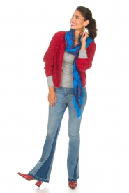 Set |  Cardigan Sissi | red  | Picture 3