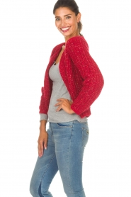 Set |  Cardigan Sissi | red  | Picture 4
