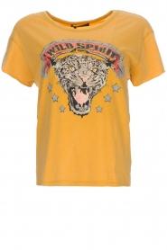 Set | T-shirt Wild Spirit | wit  | Afbeelding 1