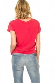Set | T-shirt Wild Spirit | rood  | Afbeelding 4